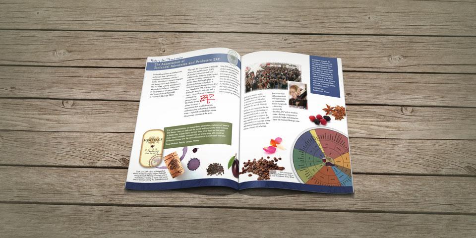 Zinfandel Advocates & Producers Heritage Vineyard – Binder